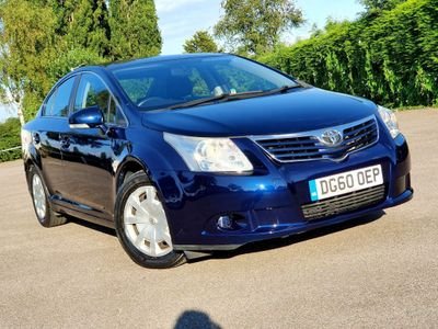 Toyota Avensis Saloon 1.6 V-Matic T2 4dr