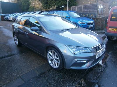 SEAT Leon Estate 1.4 TSI FR Technology ST (s/s) 5dr