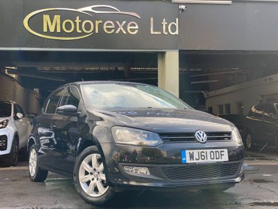 Volkswagen Polo Hatchback 1.4 Match DSG 5dr