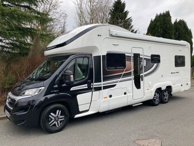 Swift Kon-Tiki 649 Coach Built DELIVERY POSSIBLE CHOICE OF 2