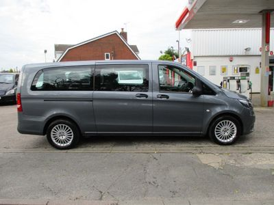 MERCEDES-BENZ VITO Other 2.1 CDi 119 L3 SELECT Tourer 7G-Tronic RWD 5dr