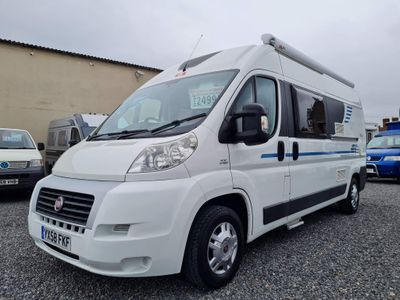 Adria Sorry now sold Motorhome Fiat ducato 2.3
