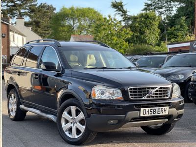 Volvo XC90 SUV 2.4 D5 S Geartronic AWD 5dr