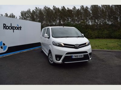 Toyota ProAce Panel Van 1.6 D Comfort Medium 5dr