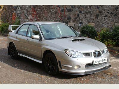 Subaru Impreza Saloon 2.5 WRX STI Type UK 4dr