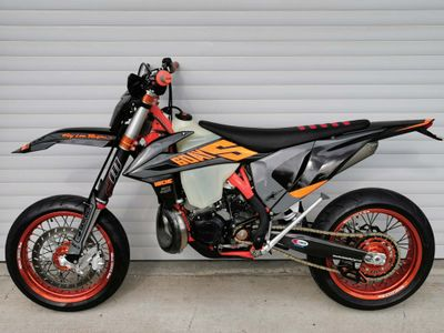 KTM EXC Enduro 300 EXC SIX DAYS