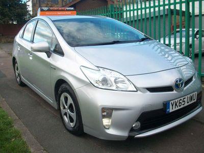 Toyota Prius Hatchback 1.8 VVT-h T3 CVT 5dr (Nav)