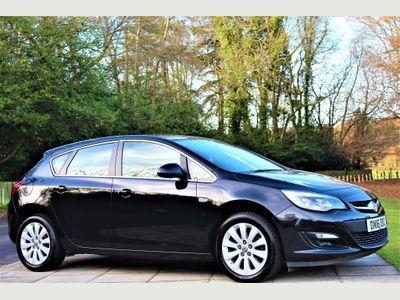 Vauxhall Astra Hatchback 1.6 CDTi ecoFLEX 94g Tech Line (s/s) 5dr