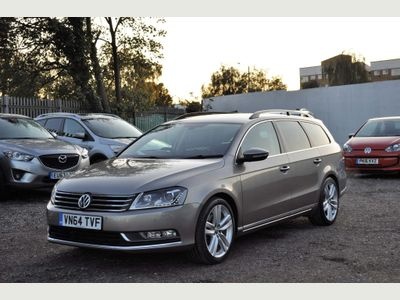 Volkswagen Passat Estate 2.0 TDI BlueMotion Tech Executive Style (s/s) 5dr