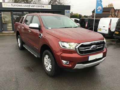 Ford Ranger Pickup 2.0 EcoBlue Limited Double Cab Pickup 4WD (s/s) 4dr