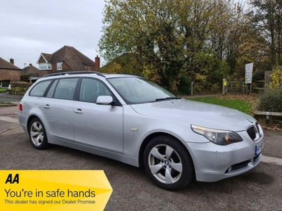 BMW 5 Series Estate 2.5 523i SE Touring 5dr