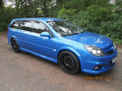 Vauxhall Vectra Estate 2.8 i Turbo V6 24v VXR 5dr