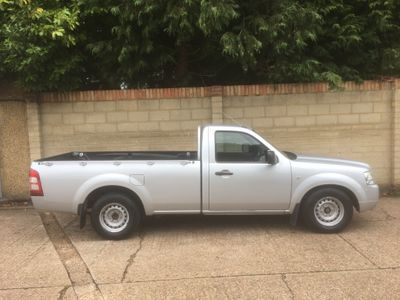 FORD RANGER Pickup 2.5 TDCi Regular Cab Pickup 4x2 2dr