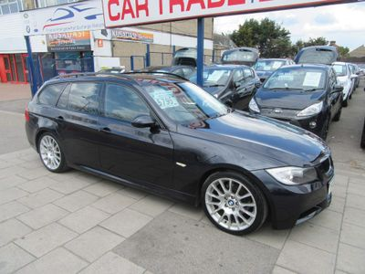 BMW 3 Series Estate 2.0 320d Edition M Sport Touring 5dr