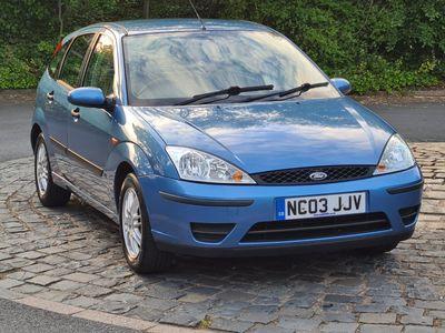 Ford Focus Hatchback 1.6 i 16v LX 5dr