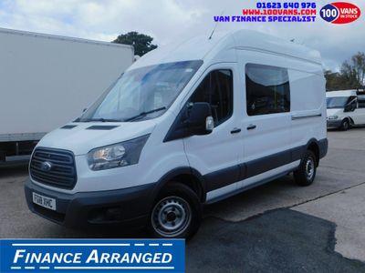 Ford Transit Combi Van 2.0TDCI 130PS L3 H3 COMBI 6 SEAT