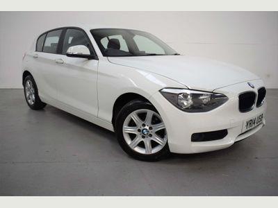BMW 1 Series Hatchback 1.6 114i ES Sports Hatch (s/s) 5dr