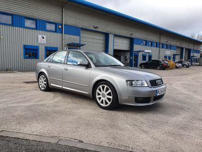 Audi A4 Saloon 1.8 T Limited Edition CVT 4dr