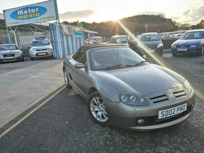 MG TF Convertible 1.6 2dr