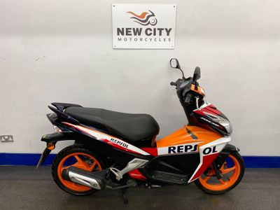 Honda NSC50R Moped Sporty