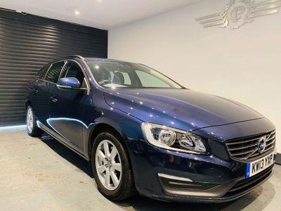 Volvo V60 Estate 2.0 D3 Business Edition (s/s) 5dr