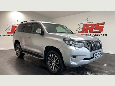 Toyota Land Cruiser SUV 2.8D Icon Auto 4WD 5dr (7 Seat)