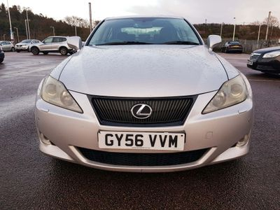 Lexus IS 250 Saloon 2.5 SE-L 4dr