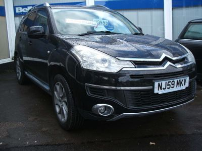 Citroen C-Crosser SUV 2.2 HDi Exclusive 5dr