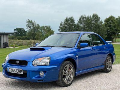 Subaru Impreza Saloon 2.0 WRX 4dr