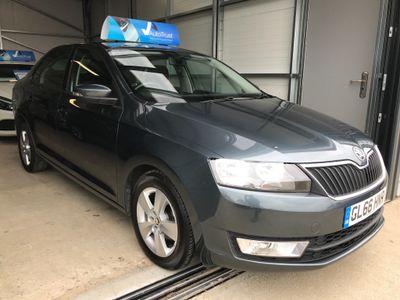 SKODA Rapid Hatchback 1.4 TDI SE (s/s) 5dr