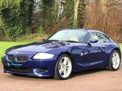 BMW Z4 M Coupe 3.2i 2dr