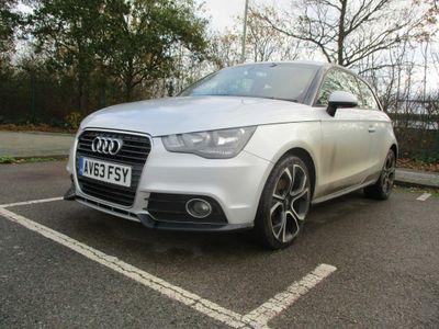 Audi A1 Hatchback 1.6 TDI Plus 3dr