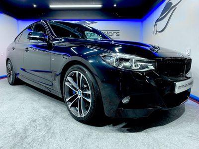 BMW 3 Series Gran Turismo Hatchback 3.0 340i M Sport Gran Turismo Auto (s/s) 5dr