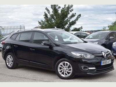 Renault Megane Estate 1.5 dCi ENERGY Expression + Sport Tourer (s/s) 5dr