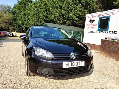 Volkswagen Golf Hatchback 1.6 TDI SE 5dr