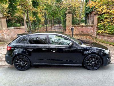 Audi A3 Hatchback 1.6 TDI 30 Black Edition Sportback S Tronic (s/s) 5dr