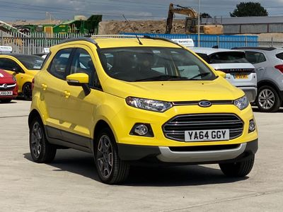 Ford EcoSport SUV 1.0 T EcoBoost Titanium (X Pack) 5dr