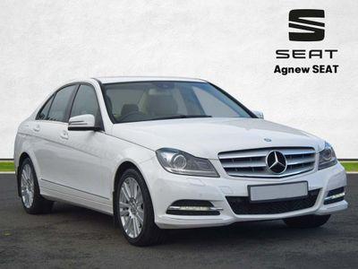 Mercedes-Benz C Class Saloon 2.1 C200 CDI BlueEFFICIENCY SE (Executive) 7G-Tronic Plus 4dr