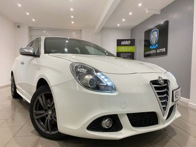 Alfa Romeo Giulietta Hatchback 2.0 JTDM-2 Exclusive ALFA TCT (s/s) 5dr