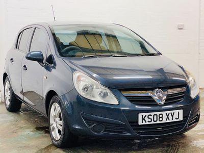 Vauxhall Corsa Hatchback 1.2 i 16v Breeze 5dr