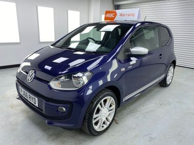 Volkswagen up! Hatchback 1.0 Club up! 3dr