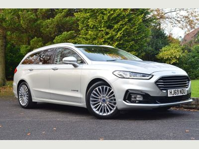 Ford Mondeo Estate 2.0 TiVCT Titanium Edition CVT (s/s) 5dr (17 inch Alloys)