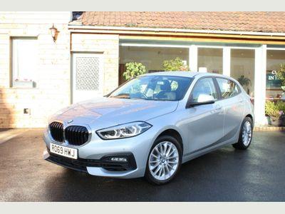 BMW 1 Series Hatchback 1.5 118i SE DCT (s/s) 5dr