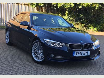 BMW 4 Series Gran Coupe Coupe 2.0 420d Luxury Gran Coupe (s/s) 5dr