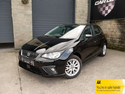 SEAT Ibiza Hatchback 1.0 TSI SE (s/s) 5dr