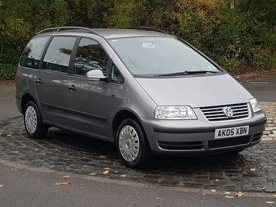 Volkswagen Sharan MPV 1.9 TDI PD S 5dr
