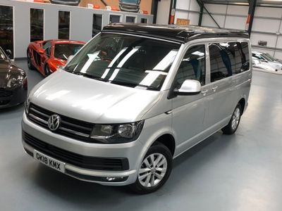 Volkswagen Transporter Van Conversion 2.0 TDI T28 BlueMotion Highlin 5dr SWB EU6(102 ps)
