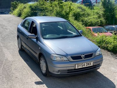 Vauxhall Astra Hatchback 1.4 i 16v LS 5dr