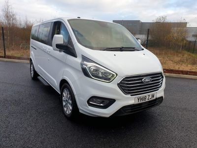 Ford Tourneo Custom Other 2.0 310 EcoBlue Titanium L2 EU6 (s/s) 5dr (8 Seat)