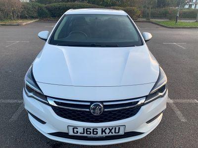 Vauxhall Astra Hatchback 1.0i Turbo ecoFLEX Energy (s/s) 5dr